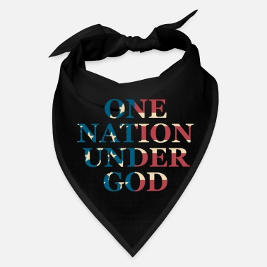Under Water One Nation Under God - Bandana