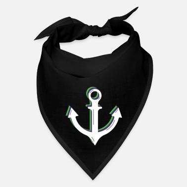 North Sea Anchor Lighthouse Lake Ahoi Sea Sailing - Bandana