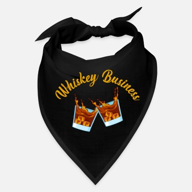 Liquor Whiskey Businessrish Single Malt Bourbon Liquor - Bandana