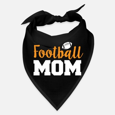 Rugby Quarterback Football Mother - Bandana