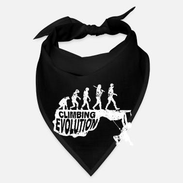 Mountain Climbing Climbing Evolution Rock Climb Mountain - Bandana