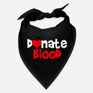 Blood Donor Blood Donor - Bandana