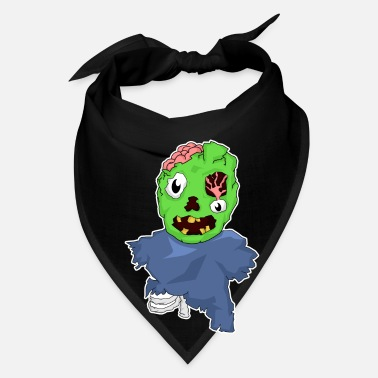 Zombie Hunter cute zombie apocalypse for zombie hunter - Bandana