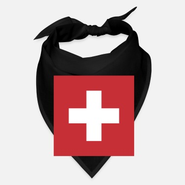 Switzerland Schweiz Switzerland - Bandana