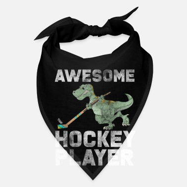 Training Hockey T-Rex - Bandana