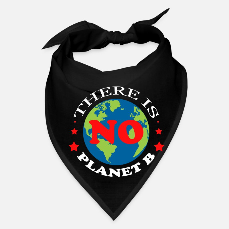 Climate Change Caps - Climate Gift Environment Nature Warming Protection - Bandana black