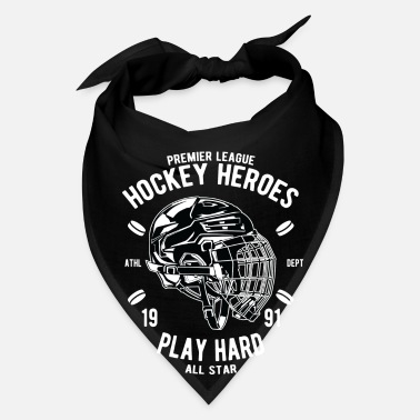 Premier Premier League Hockey Heroes - Play Hard Hockey - Bandana