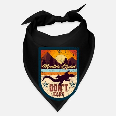 Zoo Monitor Lizard - Bandana