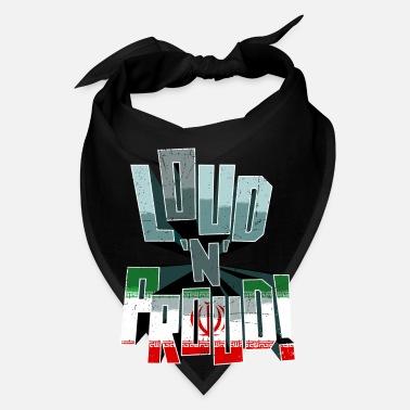 Shop Iran Bandanas online   Spreadshirt