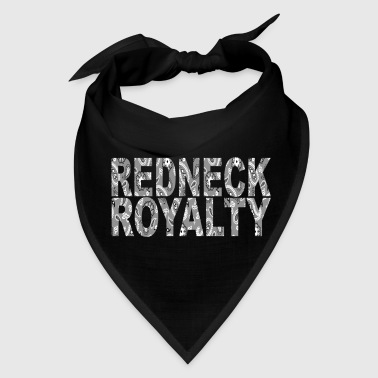 bandana betty REDNECK ROYALTY B&W - Bandana
