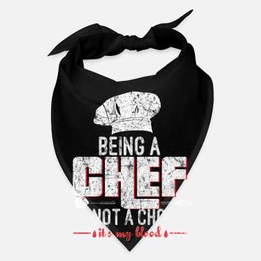Clever Cooking Saying - Bandana