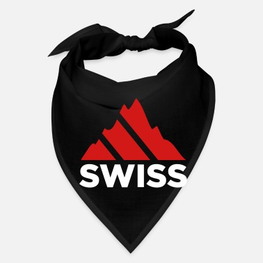 Switzerland Swiss Mountains Switzerland - Bandana