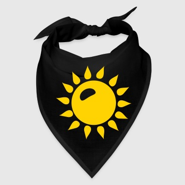 Sun Sunshine Summer Icon - Bandana
