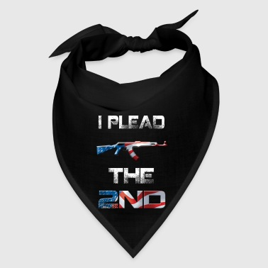 I Plead The 2nd - Bandana