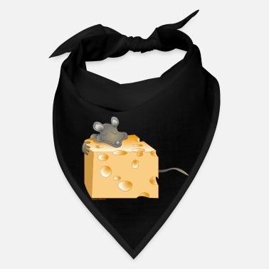 Rodent Cheese and Mouse - Bandana