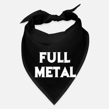 Full Blood Full metal - Bandana