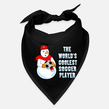 Soccer Knit World's Coolest Soccer Player - Bandana