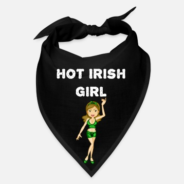 Hot Girl 17 Hot Irish Girl 2 - Bandana
