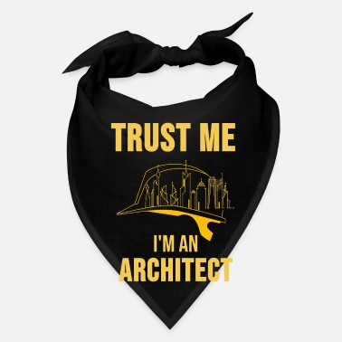 Villa Architect Shirt Architecture House Building Gift - Bandana