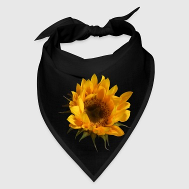 Sunflower Opening - Bandana