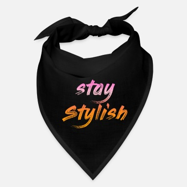 Swag Stay Stylish - Bandana