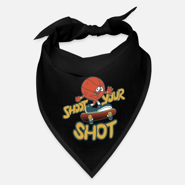 Shot shoot your shot - Bandana