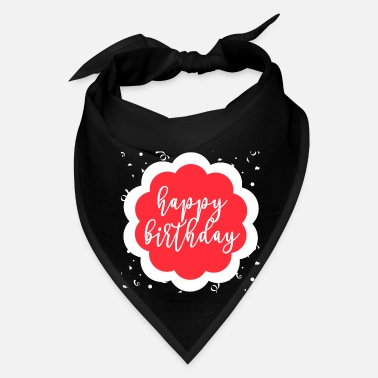 Celebrate Happy Birthday - Celebrate - Bandana