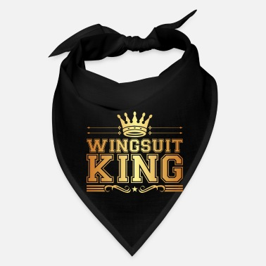 King Wingsuit king - Bandana