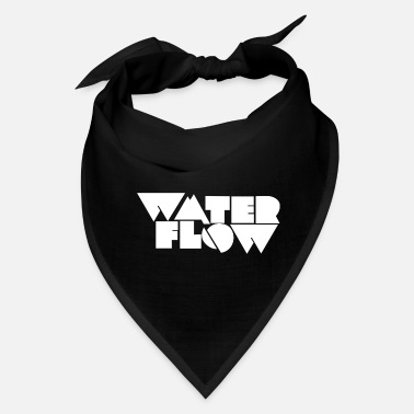 Water Water Flow - Bandana