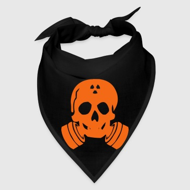Skull Gas Mask - Bandana