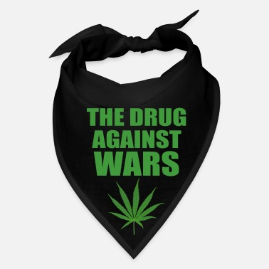 Against The Drug Against Wars - Bandana
