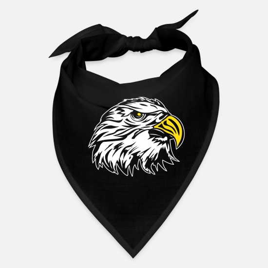 Raider Caps - Sea Eagle - Bandana black