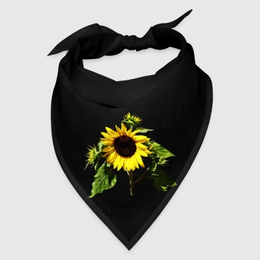 Sunflower Taking A Bow - Bandana