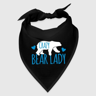Atlas crazy bear lady - Bandana