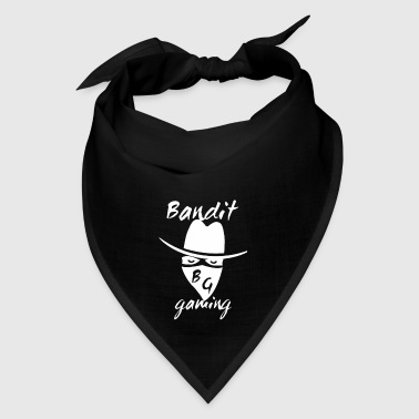 BanditGaming Black hoody with 'I'm an Outlaw!!' on - Bandana