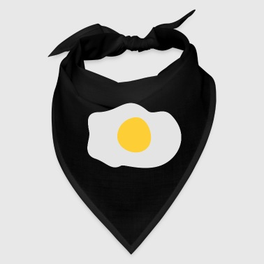 fried egg - Bandana