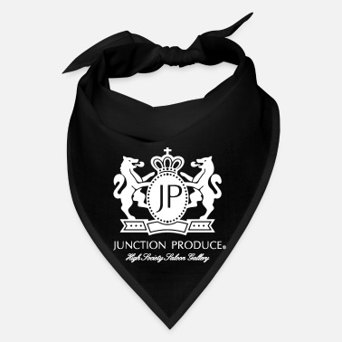 Vip Junction Produce Logo White VIP CAR - Bandana