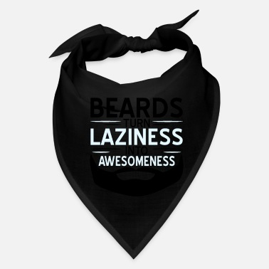 Turn Beards Turn Laziness Into Awesomeness1 - Bandana