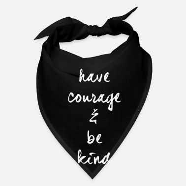Kind Be Kind - Bandana
