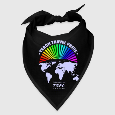 Teach Travel Pride Tank - Bandana