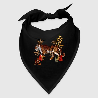 Year Of The Tiger - Bandana