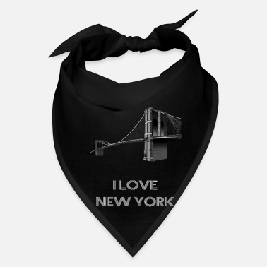 Ny I love New York Design - Bandana
