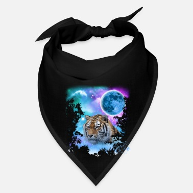 Big Tiger MidNight Forest L3 - Bandana