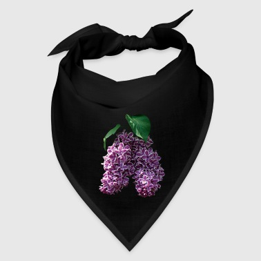 Two Toned Lilacs - Bandana