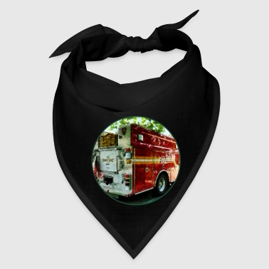 Back Of Fire Truck - Bandana