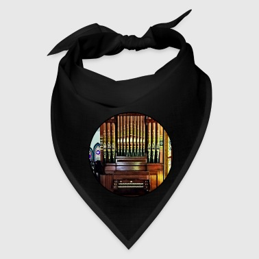 Pipe Organ In Church - Bandana