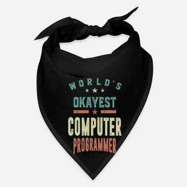 Yourself World's Okayest Computer Programmer - Bandana