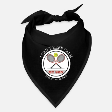Prince Of Tennis Keep calm son tennis - gift - Bandana