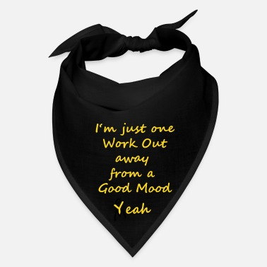 Mood Quote Good Mood design by patjila2 2015 - Bandana