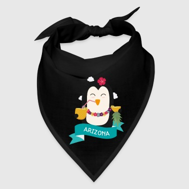 Penguin Hawaii from ARIZONA  Gift - Bandana